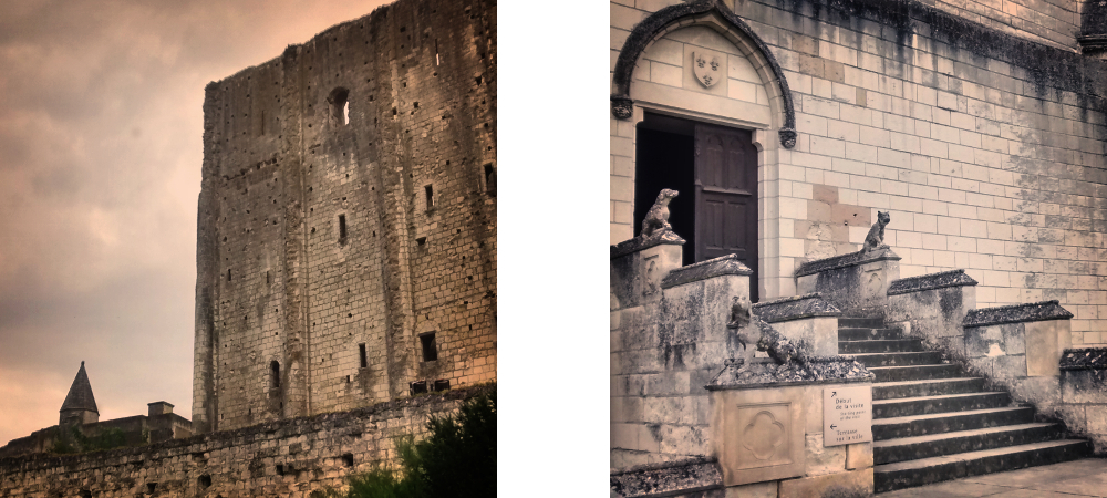 Château de Loches Loire
