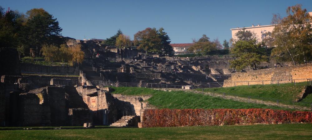 Théâtres romains Lyon