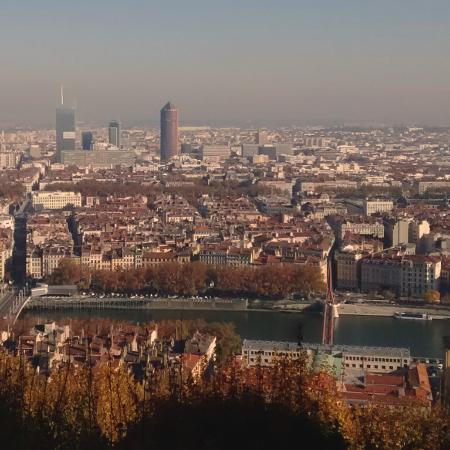 Automne à Lyon