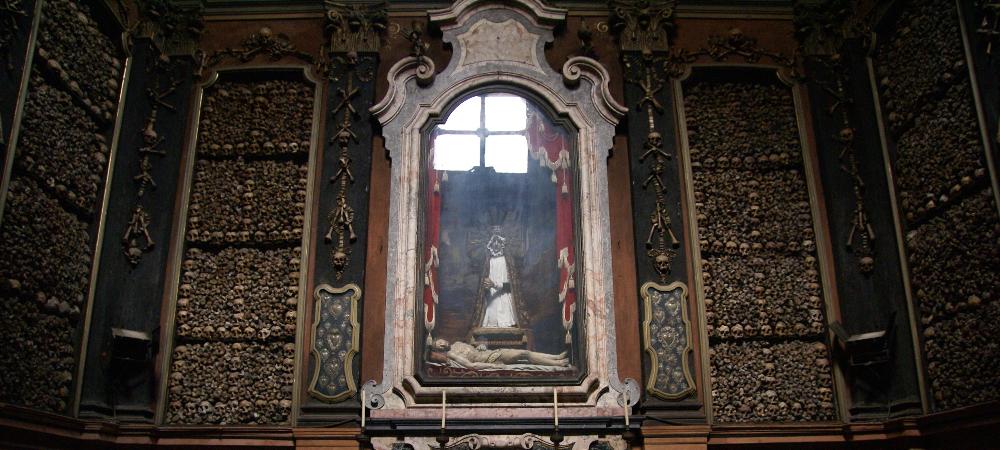 La Chiesa di San Berdardino alle Ossa