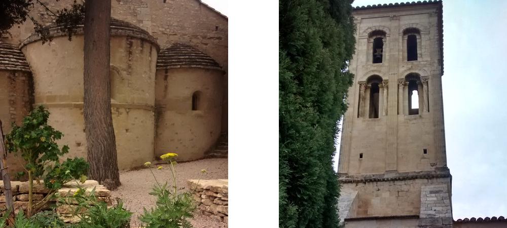 Beaume de Venise Vaucluse Provence Chapelle Notre-Dame d'Aubune
