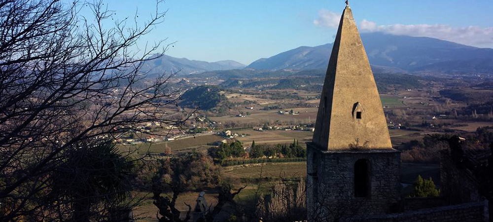Crestet Vaucluse Provence