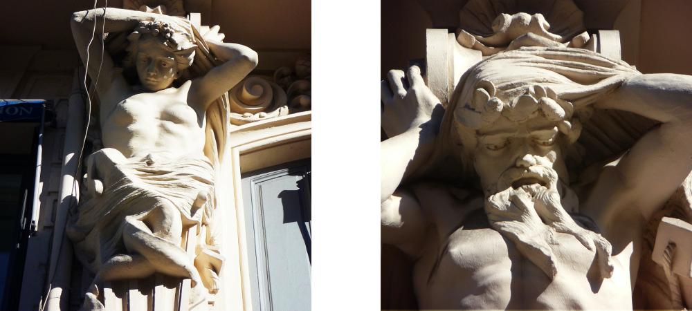 façade du 3 rue Président Carnot Lyon