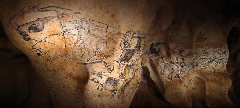 Caverne du Pont d'Arc Grotte Chauvet