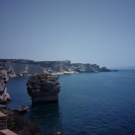 Bonifacio, la belle Corse