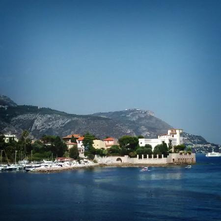 Le charme grec de la villa Kérylos