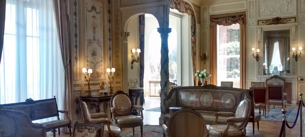 Ephrussi de Rothschild cote d'azur saint jean cap ferrat