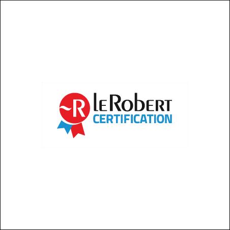 J'ai testé la Certification Le Robert