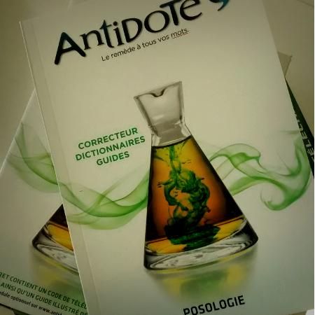 Antidote, le correcteur qui déchire