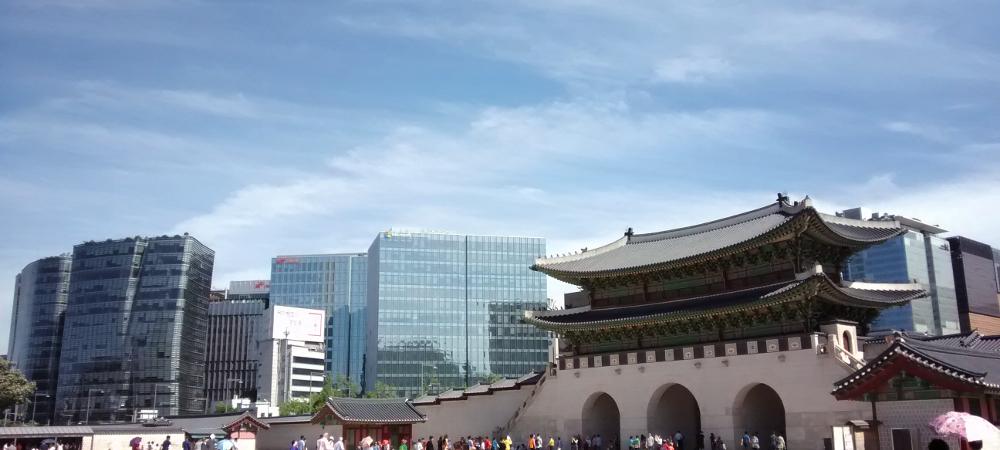 corée du sud korea seoul Gyeongbokgung