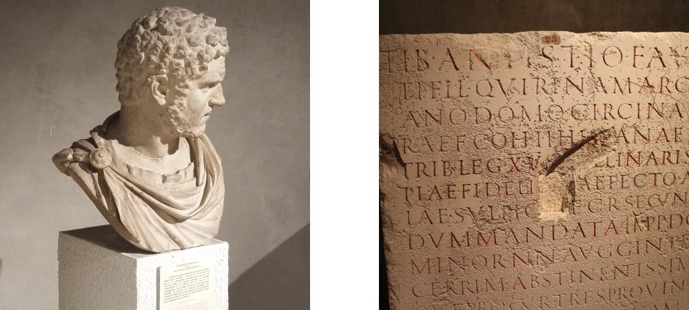 Géraldine Froger, guide conférencière - Musée gallo-romain de Lyon