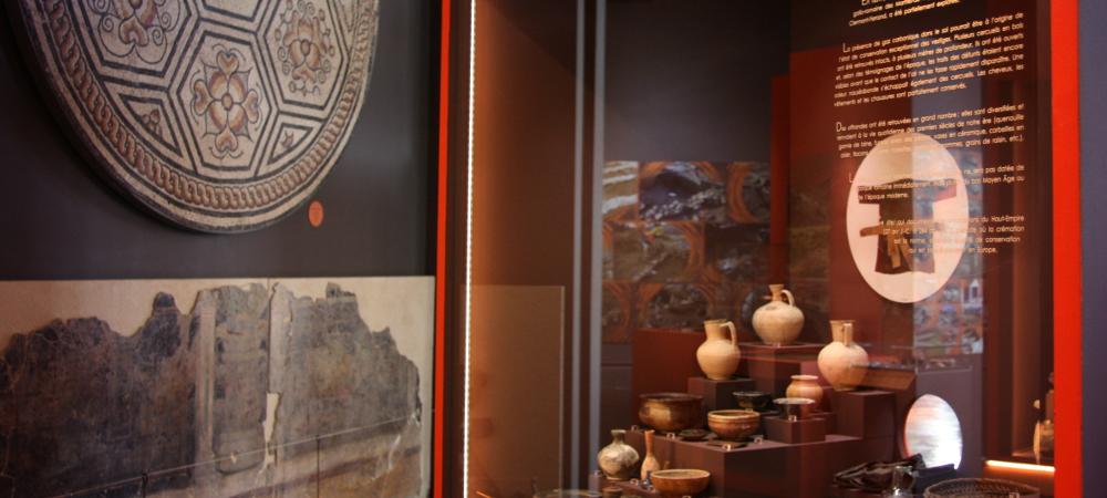patrimoine romain archéologie clermont auvergne