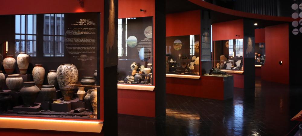 patrimoine romain archéologie auvergne clermont