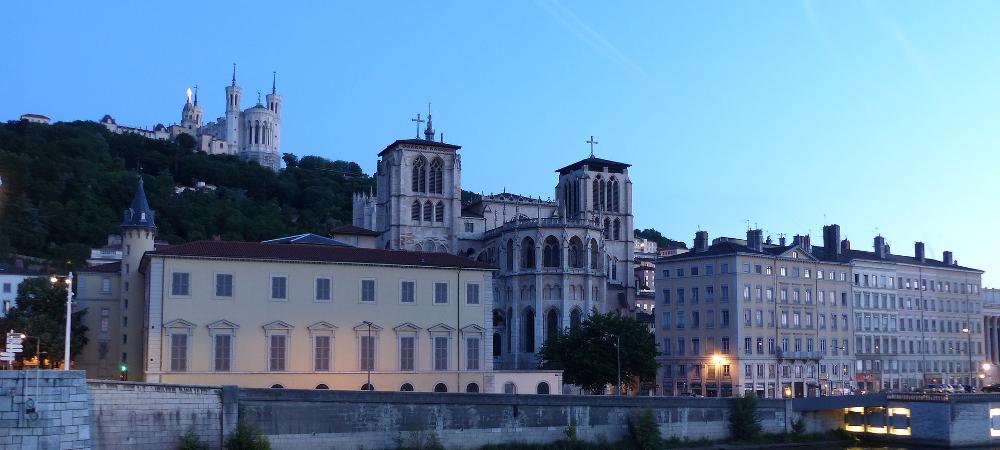Lyon fourvière vacances