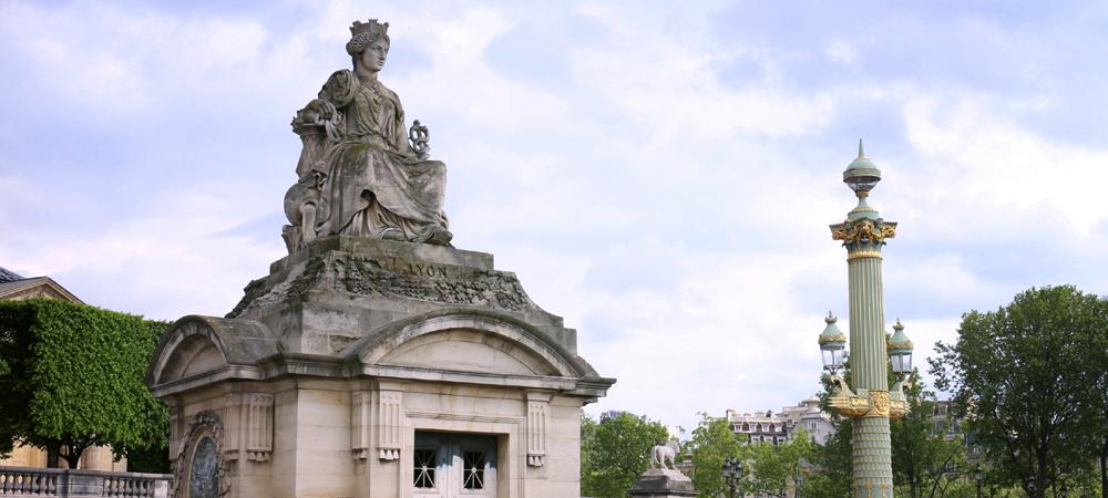 Lyon paris Concorde