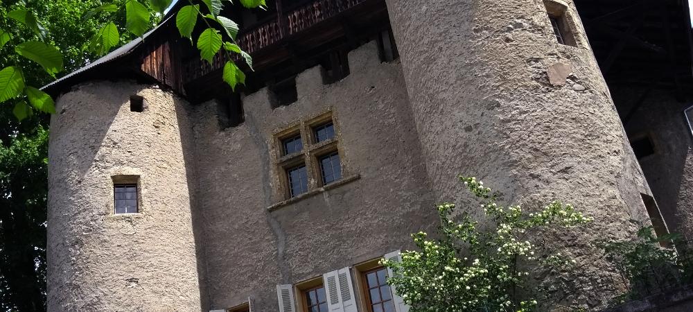 Château de la Comtesse - Saint-Gervais