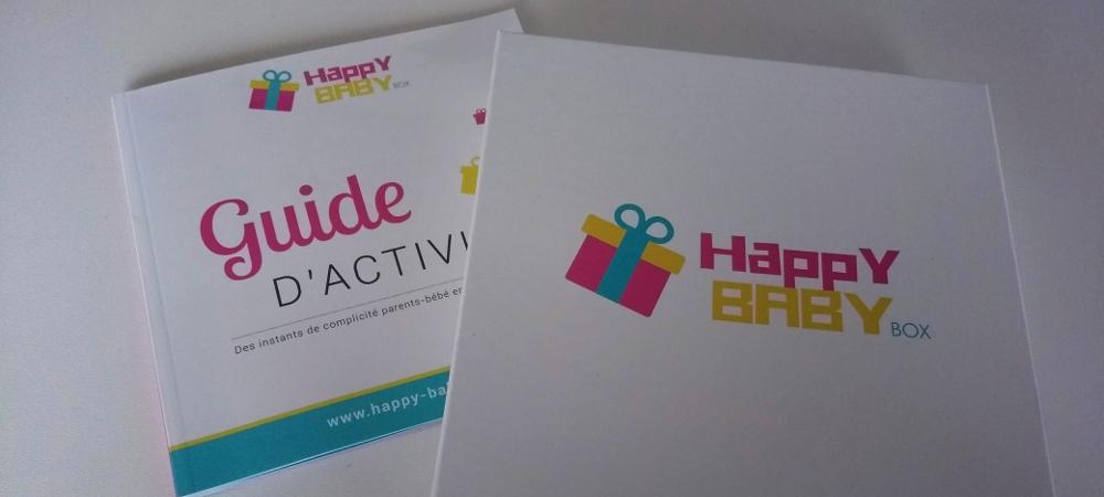 cadeau naissance bébé happy baby box