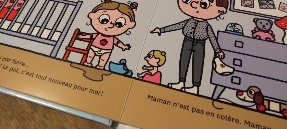pot livre enfant littérature enfantine
