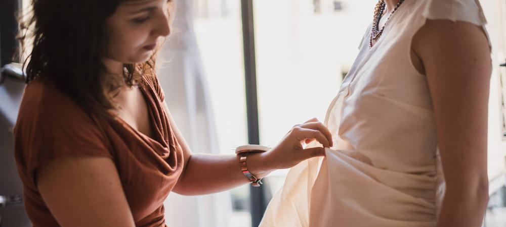 couture robe de mariée mariage lyon Kaa