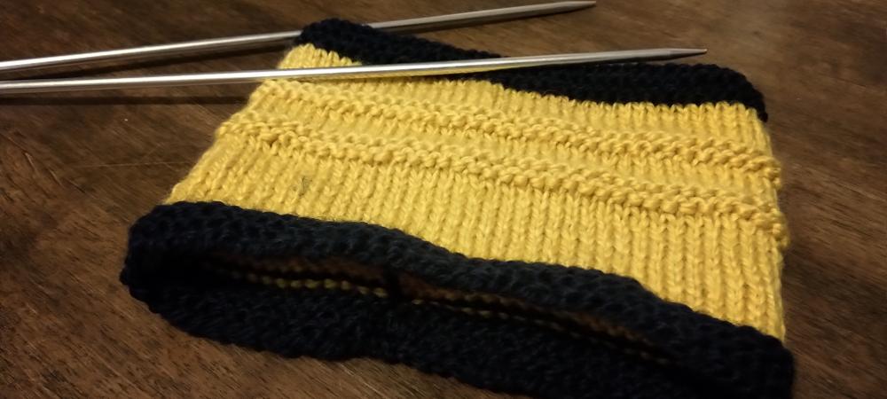 snood taille 3 ans tricot bergère de France
